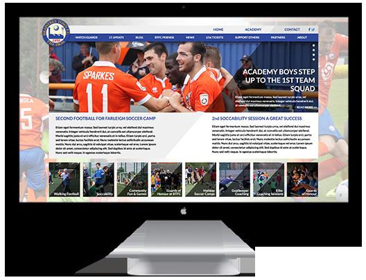 Braintree Town FC Desktop