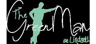 The Green Man Logo