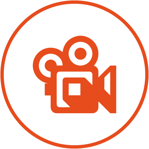 Video and Film Icon